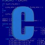 C Language image